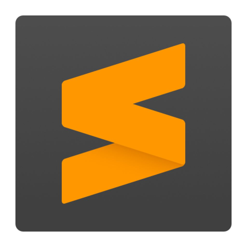 sublime text3